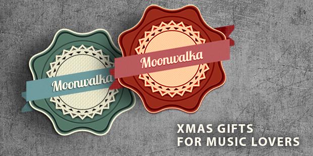 moonwalka - xmas gifts for music lovers