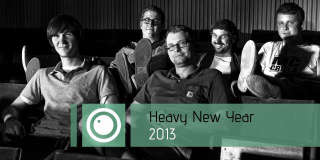 Heavy New Year Heavy Sessions